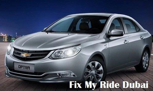 chevrolet optra service center Auto Repair workShop FixMyRide Dubai